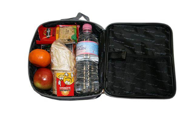 Fridge To Go Medium Insulated Lunch Bag Box Baby Vegas