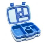 Bentgo Kids - Children's Bento Lunch Box - Blue