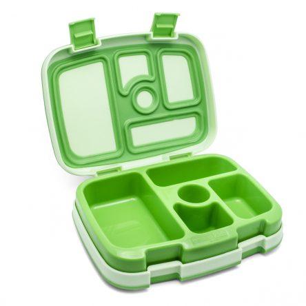 Bentgo Kids - Children's Bento Lunch Box - Green