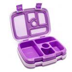 Bentgo Kids - Children's Bento Lunch Box - Purple