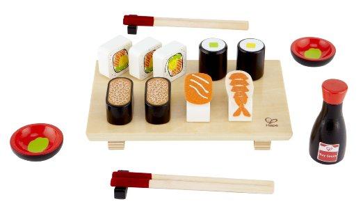 Hape Sushi Selection - Wooden Food Set