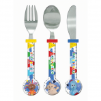 In the Night Garden Knife, Fork & Spoon Cutlery Set