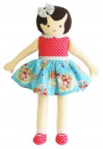 Alimrose Designs Violet Doll - Blue Nursery