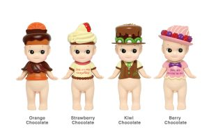 Sonny Angel Mini Collectible Doll - Valentine Chocolate 2016