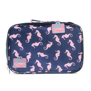Go Green Lunch Box Set - Sea Horses