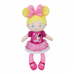 Disney Baby Rag Doll with Minnie Mouse Dress - Blonde