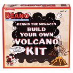 Beano Dennis The Menace Build A Volcano Science Play Set