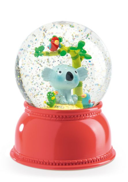 Djeco Night Light Snowglobe - Koala
