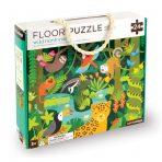 Petit Collage Floor Puzzle - Wild Rainforest