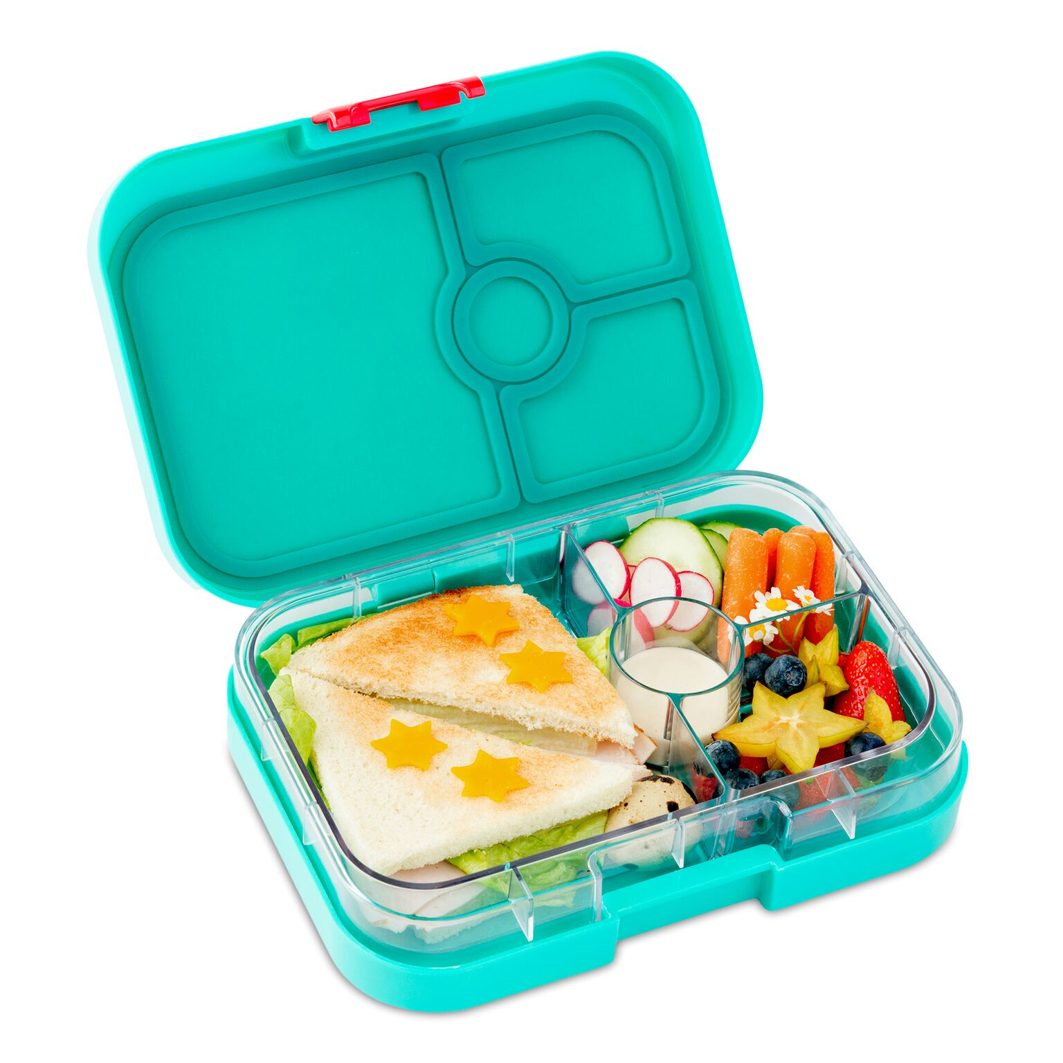 yumbox panino lunch box aqua turquoise baby vegas brisbane. Black Bedroom Furniture Sets. Home Design Ideas