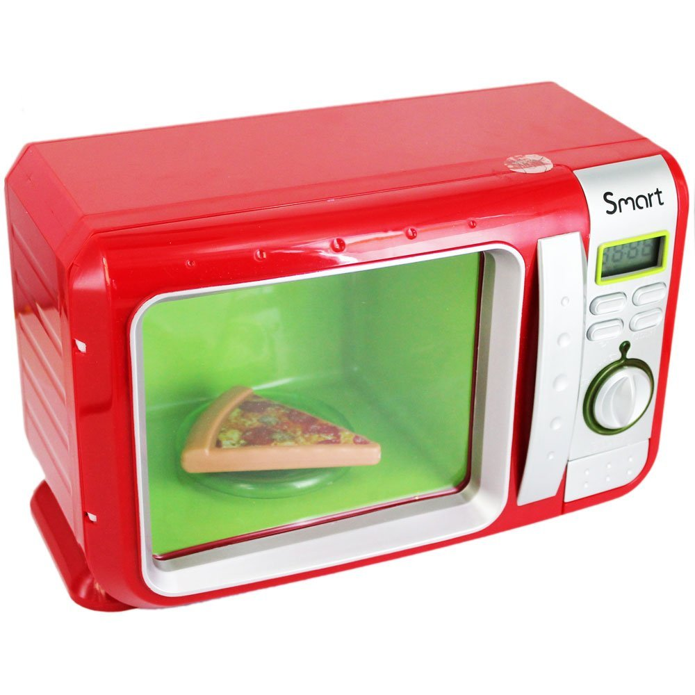 Childrens Smart Electronic Microwave Oven Baby Vegas