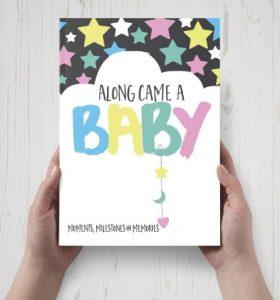 AlongCameABaby_book