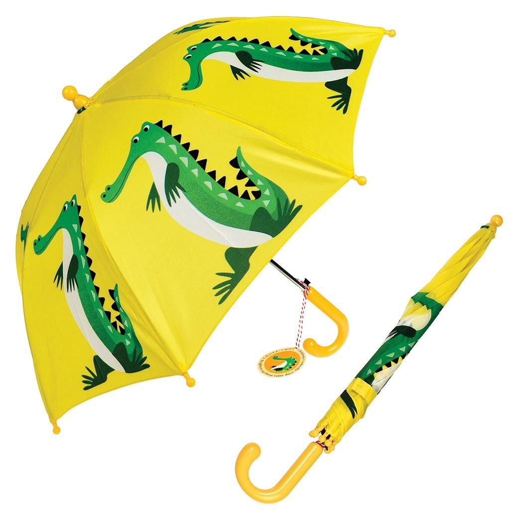 5084f64d1c Rex Childrens Umbrella - Crocodile