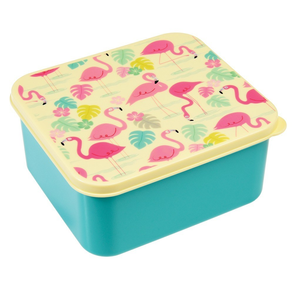 Rex International Kids Lunch Box Flamingo Bay Baby Vegas