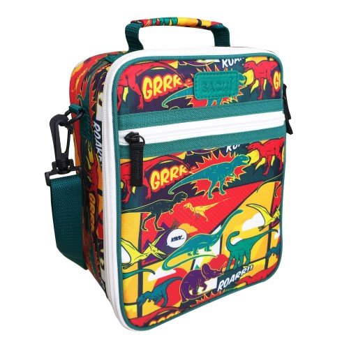 Sachi Insulated Lunch Bag Dinosaurs Baby Vegas