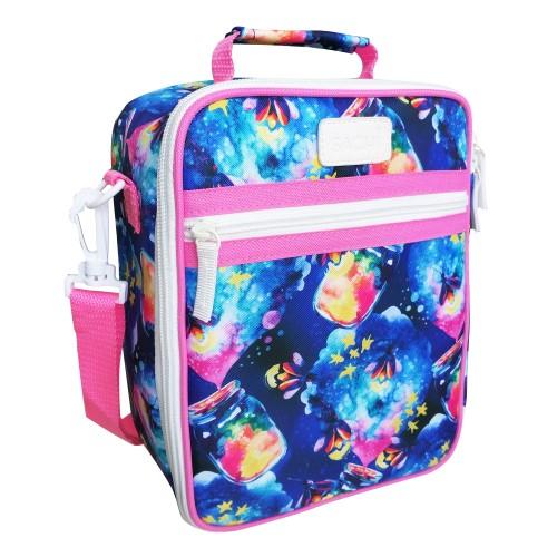 Sachi Insulated Lunch Bag Fireflies Baby Vegas