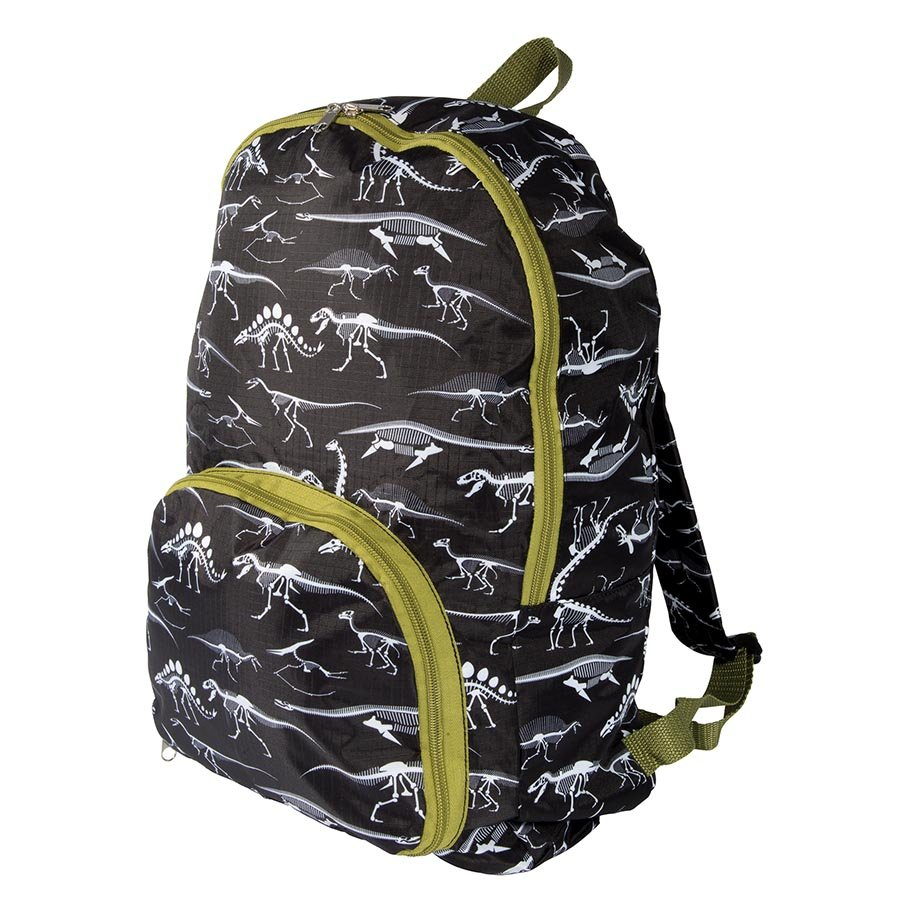 iS Gift Fun Times Foldable Backpack - Dinosaurs  785793c2ac5b1