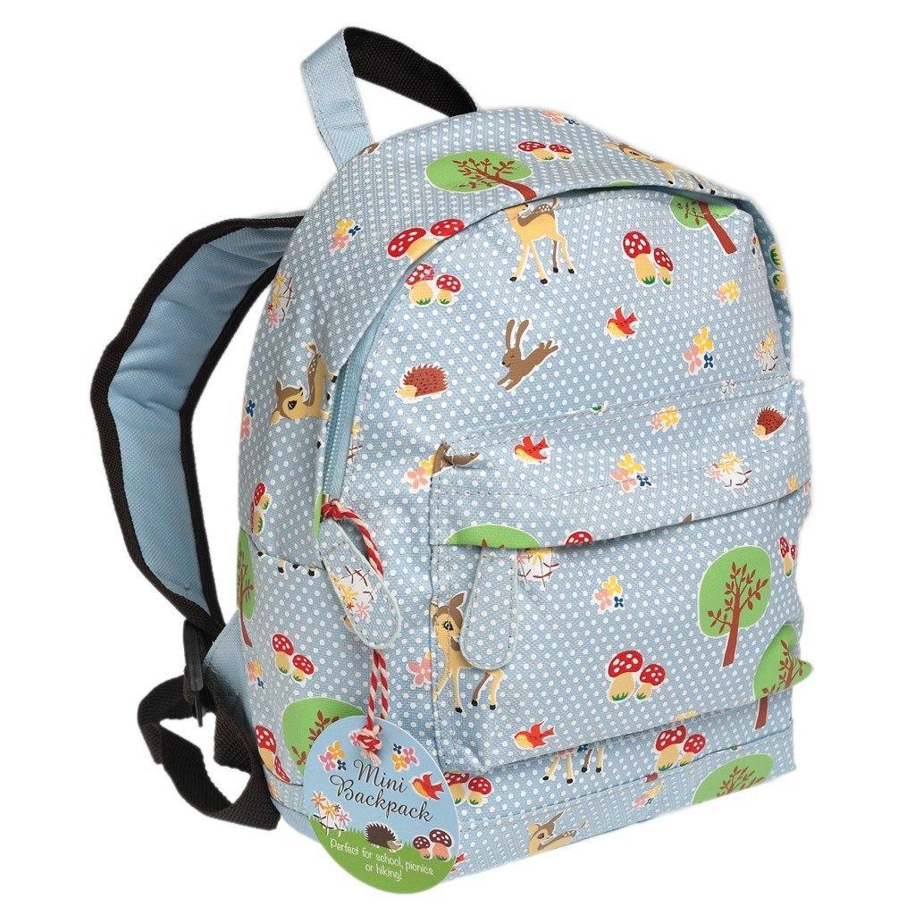 Rex Mini Toddler Backpack - Woodland  50d44a9746c56