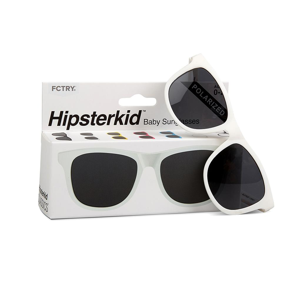 dc9f864d39ed Hipsterkid Sunglasses - Kids 3-6 years White | Baby Vegas