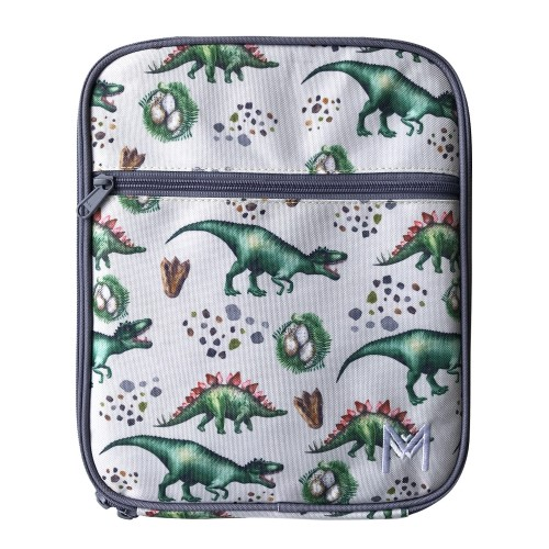 Dinosaurs Mdf Toy Box Childrens Storage Toys Games Books: MontiiCo Insulated Lunch Bag - Dinosaur