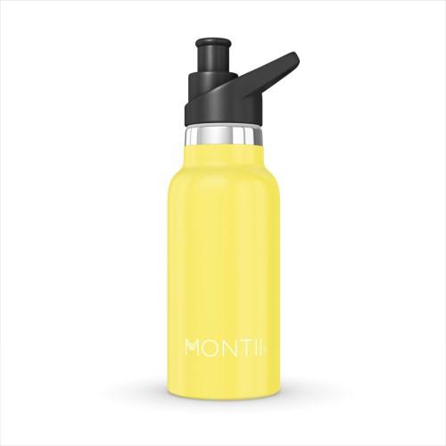 Montiico Insulated Drink Bottle 350ml Baby Vegas