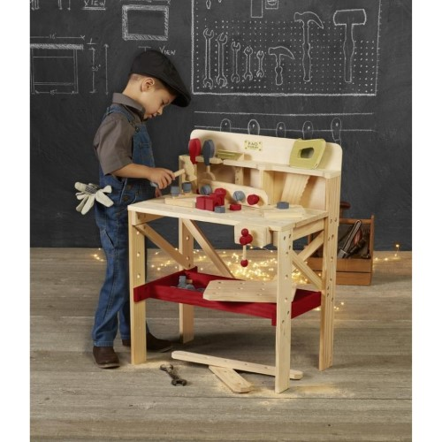 Fao Schwarz Large Work Bench With Tools Baby Vegas